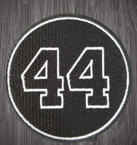 #44 Hank Aaron Atlanta Braves 2021 anniversary Patch