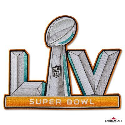2021 LV Super Bowl Patch