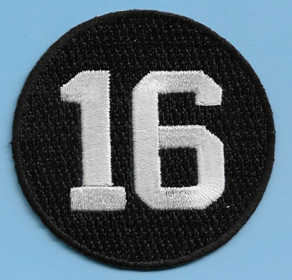2021 New York Yankees Baseball Jersey #16 Whitey Ford Patch