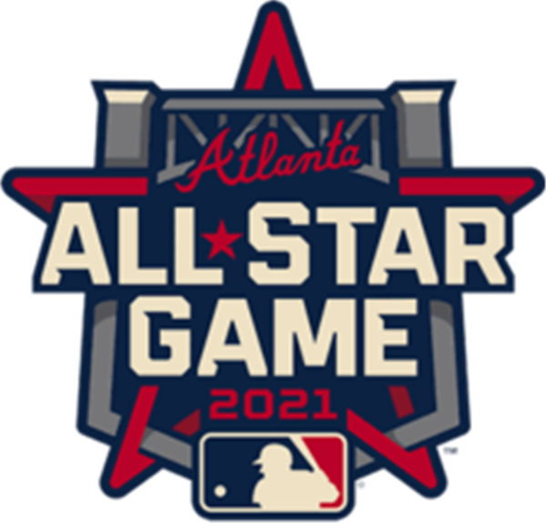 2021 MLB All-Star Game Patch