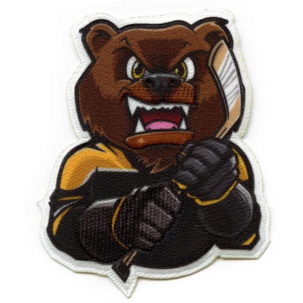 Boston Bruins Bear Mascot Parody