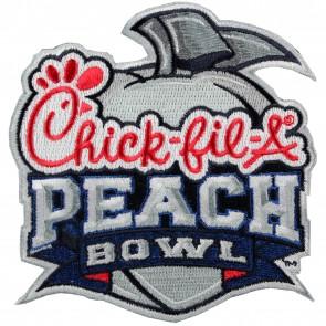 Chick-Fil-A Peach Bowl patch