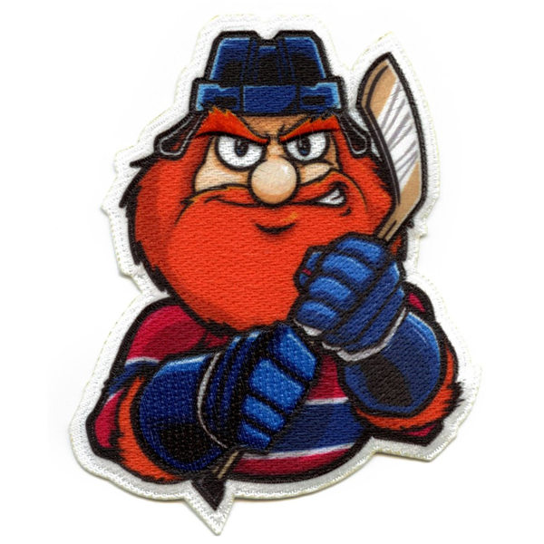 Montreal Canadiens French Man Mascot Parody