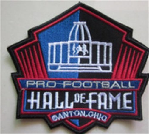 NFL Hall Of Fame Patch