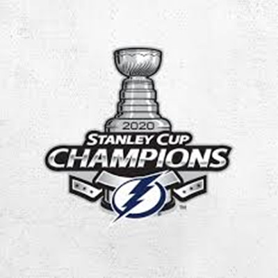 2020 NHL Stanley Cup Final Champions Patch